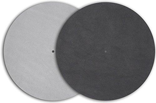 Pro-Ject: Leather It Platter Mat - Black