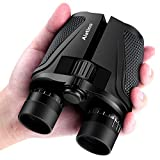 12x25 Binoculars for Adults, Alatino Compact Binoculars for Travel, Theater, Concerts, Cruise, Sports Games, Bird Watching, Hiking and Road Trip