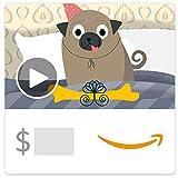 Amazon eGift Card - Old Dog (Animated)