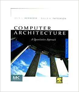 Buy Computer Architecture A Quantitative Approach Book Online At Low Prices In India Computer Architecture A Quantitative Approach Reviews Ratings Amazon In
