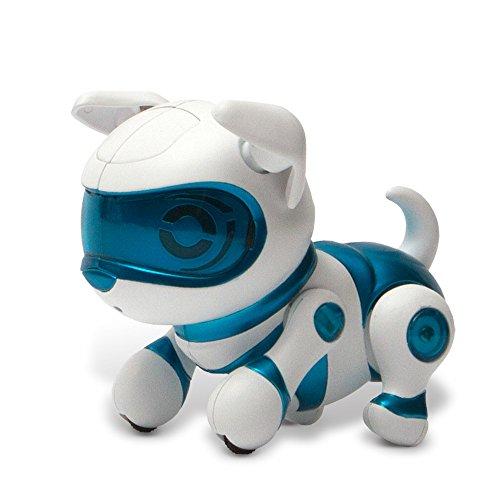 Tekno Newborns Pet Robot Dog, Blue