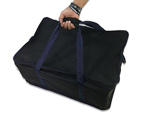 RC Car Duffel Hauler Bag XL Carry For 110 18 Cars Incl Traxxas E Revo Maxx T 2 Side Pockets