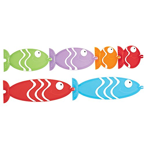 Learning Resources Fish-in-Line Nonstandard Measurement Set
