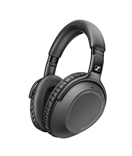 Sennheiser PXC 550-II Wireless – NoiseGard Adaptive Noise Canceling, Bluetooth Headphone with Touch Sensitive Control and 30-Hour Battery Life
