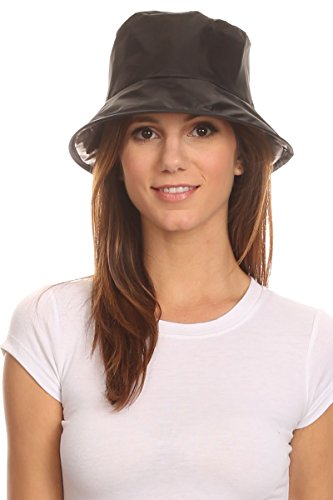 LL Unisex Twist to Pack Rain Bucket Hat Water Resistant Lightweight ... 8dff229e29d2