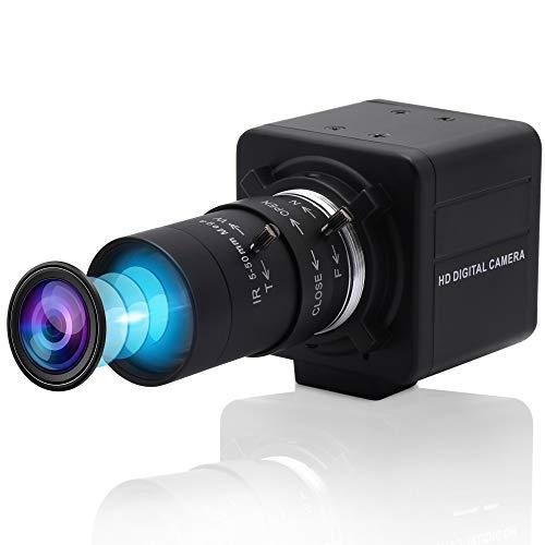 4K Ultra HD USB Web camera Varifocal UHD 5-50mm Lens USB Mini Web Camera 3840X2160@30fps USB with Camera Sony IMX317… 1