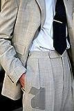 Garrison Grip Custom Fit Leather-Trimmed Pocket Holster Concealed Carry Comfort, Kahr CM9 (C)