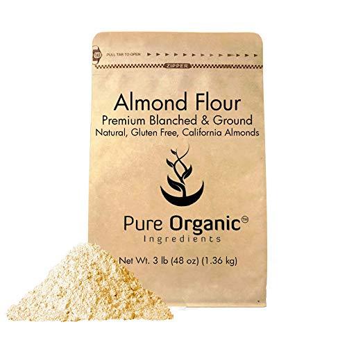 Almond Flour (3 lb. (48 oz.)) by Pure...