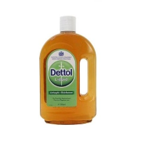 Dettol Antiseptic Liquid 750ml Bottle