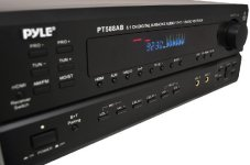 Wireless-Bluetooth-Power-Amplifier-System-420W-51-Channel-Home-Theater-Surround-Sound-Audio-Stereo-Receiver-Box-w-RCA-AUX-Mic-w-Echo-Remote-For-Subwoofer-Speaker-Pyle-PT588AB-Black