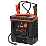 BLACK+DECKER JS75C2PB 750 Amp Portable Power Station