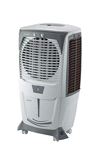 414nR8OM75L - Crompton Ozone Desert Cooler - 55 Litres, Grey & White