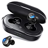 Wireless Earbuds,Dveda Bluetooth 5.0 TWS True Wireless Earbuds 18H Playing Time 3D Stereo Sound Wireless Headphones, Built-in Microphone