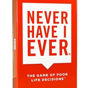 Never Have I Ever a Fun Party Card Game Ages 17+ 7