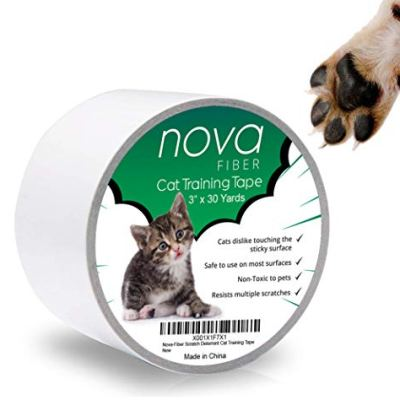 Cat scratching tape