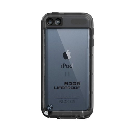 Lifeproof FRĒ SERIES Waterproof Case for iPod touch 5G/6G - (Black/Clear)