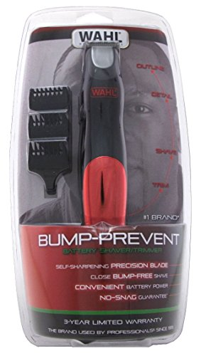 Wahl Bump Prevent Battery Operated Trimmer