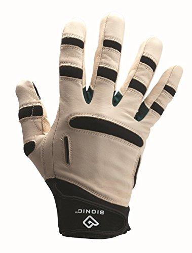 Bionic Men's ReliefGrip Gardening Gloves, Large (Pair) - GM2L