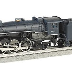 Williams by Bachmann 4-6-2 Pacific – Wabash #696 Train (O Scale) 4158oLEzFBL