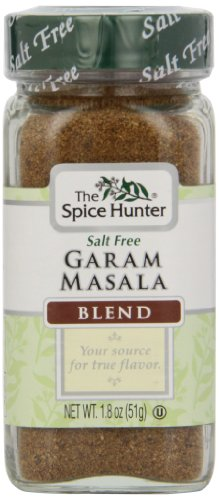 The Spice Hunter Garam Masala Blend, 1.8-Ounce Jar