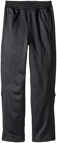 NIKE Boys' Therma Elite Basketball Pants (XS, Anthracite/Anthracite/B/B) 1