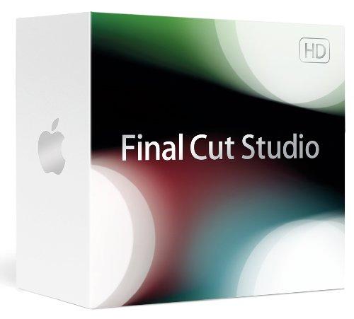 Final Cut Studio - Old Version