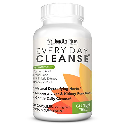 Colon Cleanse Every Day Health Supplement Packets, 100 Count
