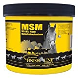 Product review for Finish Line Horse Products Msm (1-Pounds)