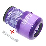 Fan-Ling Filter Replacement Washable Compatible for D-yson V11 SV14 Cyclone Animal Absolute Total Clean Vacuum Cleaner,Easy to Install and use (A)