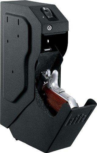 Gunvault SVB500 Speedvault Biometric, Black