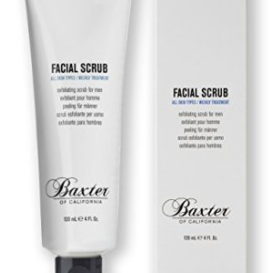 Baxter of California Exfoliating Facial Scrub for Men | Non-Drying with Walnut and Avocado Oil | All Skin Types | 4 Fl… 4