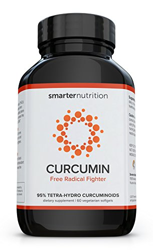 Smarter Turmeric Curcumin - Potency and Absorption in a SoftGel | The Most Active Form of Curcuminoid Found in the Turmeric Root | 95% Tetra-Hydro Curcuminoids (30 Servings)