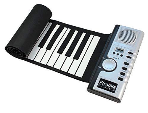 FidgetFidget Roll-Up 61 MIDI Soft Key Synthesizer Electronic