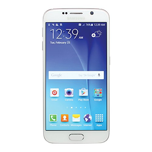 Samsung Galaxy S6 SM-G920T Smartphone for T-Mobile (Certified Refurbished)