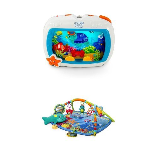 Peacock Baby Einstein Crib Toy : Baby einstein sea dreams soother crib toy and nautical