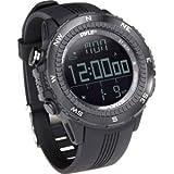 PyleSports PSWWM82BK Wrist Watch - Sports Chronograph - Digital - PSWWM82BK