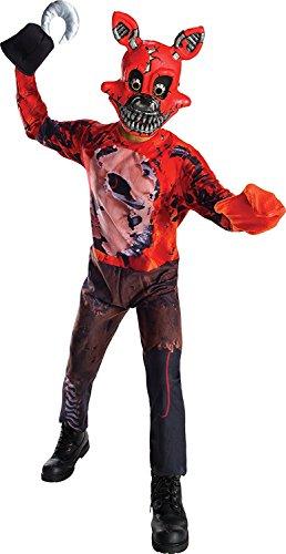 nightmare foxy costume