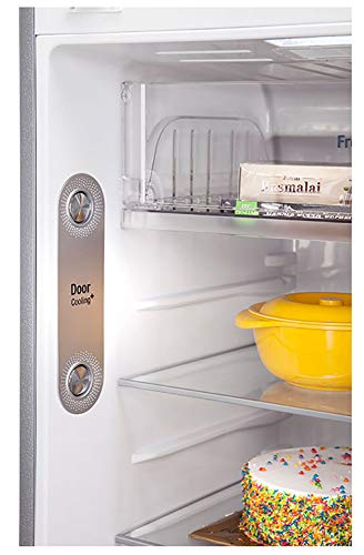 415uwpl1XiL - LG 335 L 3 Star Inverter Frost-Free Double Door Refrigerator (GL-T372JDS3, Dazzle Steel, Convertible)