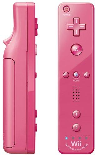 Wii Remote Plus - Pink