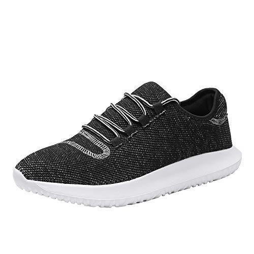 Srenket Mens Casual Athletic Sneakers Comfortable Running Shoes Light Tennis Zapatos Footwear for Men Walking Workout 1018Back47