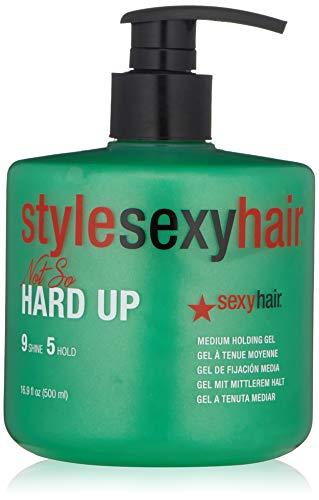Sexy Hair Style Not So Hard Up Gel, 16.9 Ounce