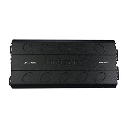 Audiopipe Mini Class D Amplifier 1500W