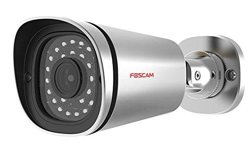Foscam FI9901EP Caméra IP POE extérieure HD 4 Mp