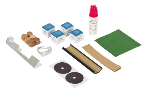 EastPoint Sports Deluxe Table and Cue Tip Repair Kit