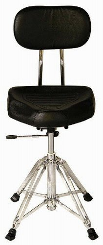 Percussion Plus ADT330 Hydraulic Throne with Back Rest