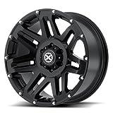 ATX Series AX200 Cast Iron Black Wheel (17x8.5