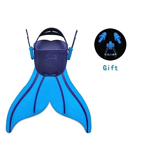Yubng Monofin Adjustable Mermaid Tails Swim Fins