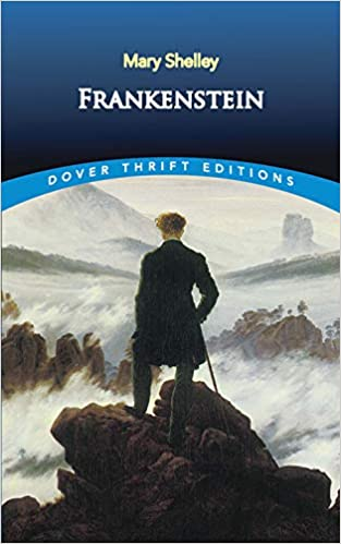 Frankenstein - M. Shelley