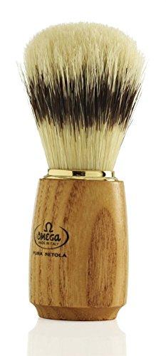 Omega shaving brush 20