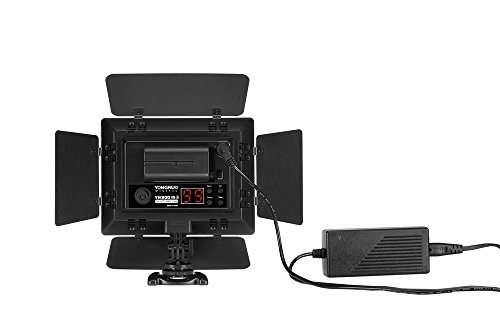 YONGNUO-YN300-III-LED-Video-Light-with-5600k-Color-Temperatur-e-and-Adjustable-Brightness-for-Canon-Nikon-Pentax-Olympus-Samsung